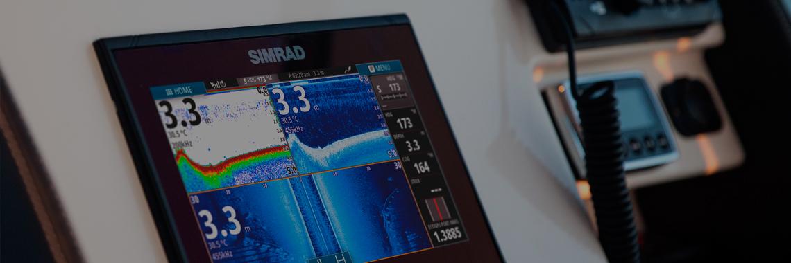 Навигация от Simrad