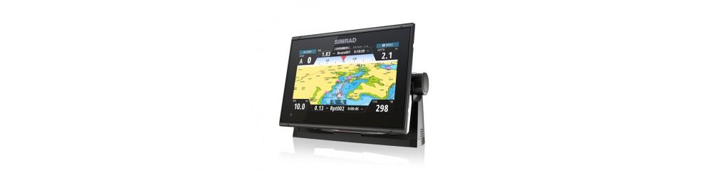 Simrad анонсировал запуск GO9 XSE с возможностями радара