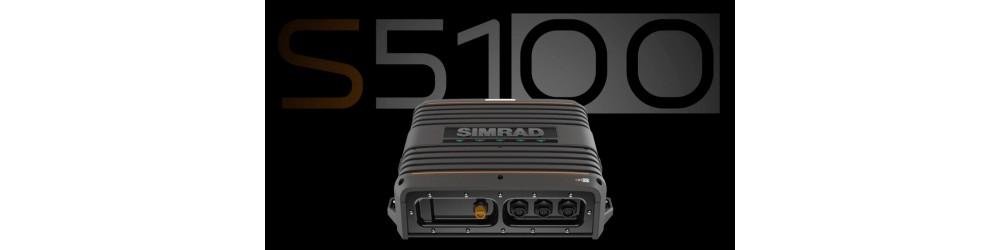 Simrad S5100 модуль высокоэффективного CHIRP эхолота